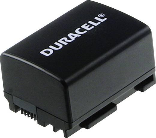 Kamera-Akku Duracell ersetzt Original-Akku BP-808 7.4 V 850 mAh