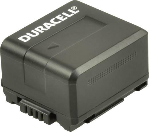 Kamera-Akku Duracell ersetzt Original-Akku VW-VBG260 7.4 V 2100 mAh