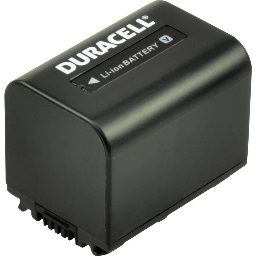 Duracell NP-FV50 Camera-accu Vervangt originele accu NP-FV30 7.4 V 650 mAh