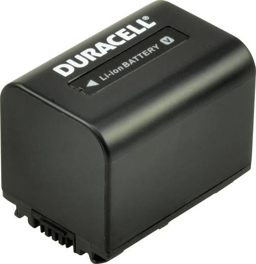 Kamera-Akku Duracell ersetzt Original-Akku NP-FV30 7.4 V 650 mAh NP-FV50