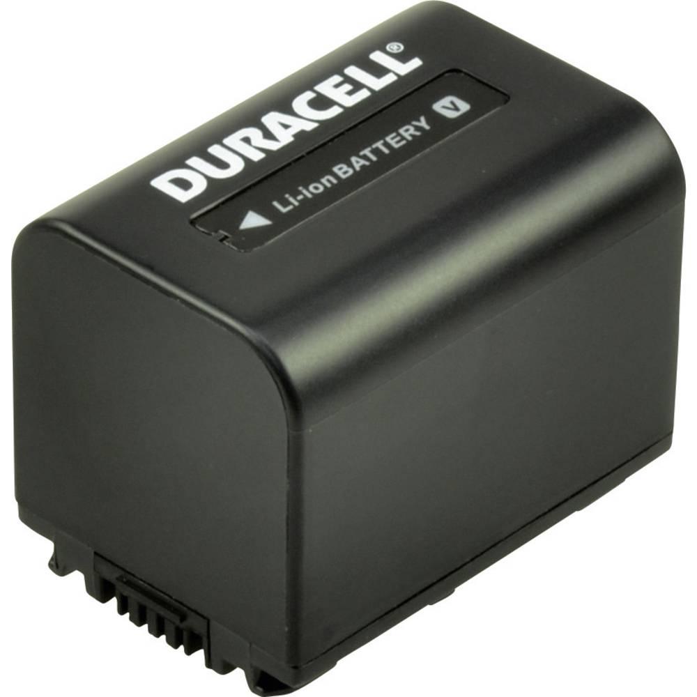 Duracell NP-FV70 Camera-accu Vervangt originele accu NP-FV70 7.4 V 1640 mAh