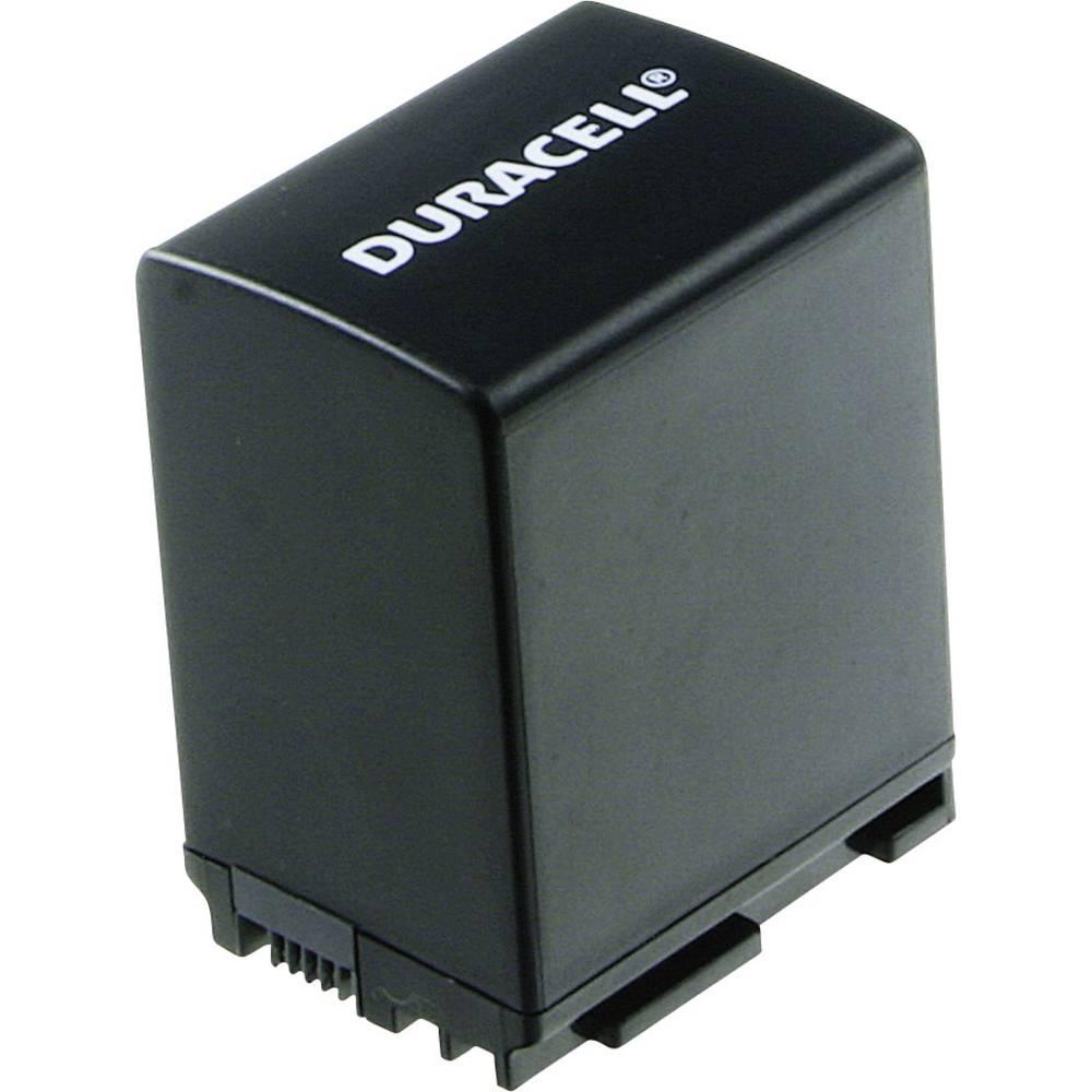 Duracell BP-827 Camera-accu Vervangt originele accu BP-827 7.4 V 2550 mAh