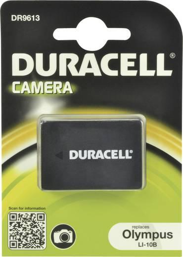 Kamera-Akku Duracell ersetzt Original-Akku LI-10B, LI-11B, LI-12B 3.7 V 1050 mAh