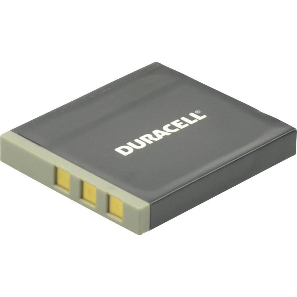 Duracell NP-40 Camera-accu Vervangt originele accu NP-40 3.7 V 650 mAh