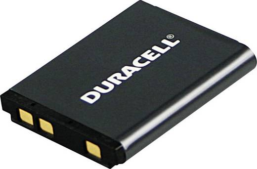 Kamera-Akku Duracell ersetzt Original-Akku NP-45 3.7 V 630 mAh
