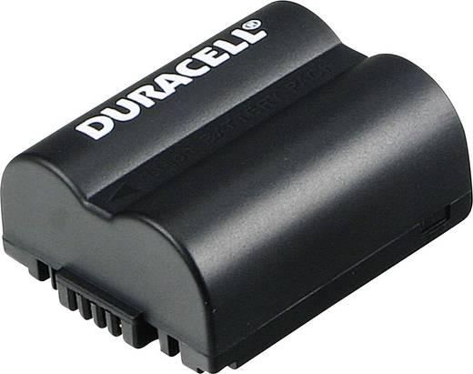 Kamera-Akku Duracell ersetzt Original-Akku CGA-S006, CGR-S006, DMW-BMA7 7.4 V 700 mAh