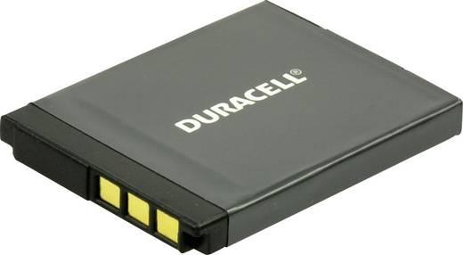 Kamera-Akku Duracell ersetzt Original-Akku NP-BD1 3.7 V 650 mAh