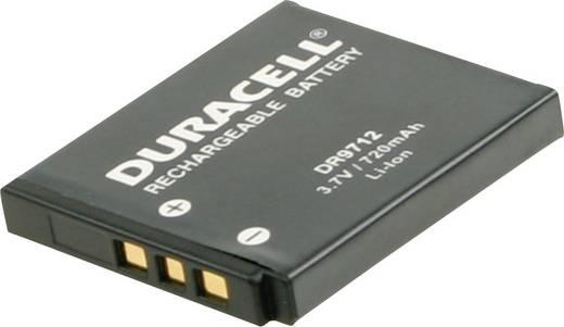 Kamera-Akku Duracell ersetzt Original-Akku KLIC-7001 3.7 V 700 mAh