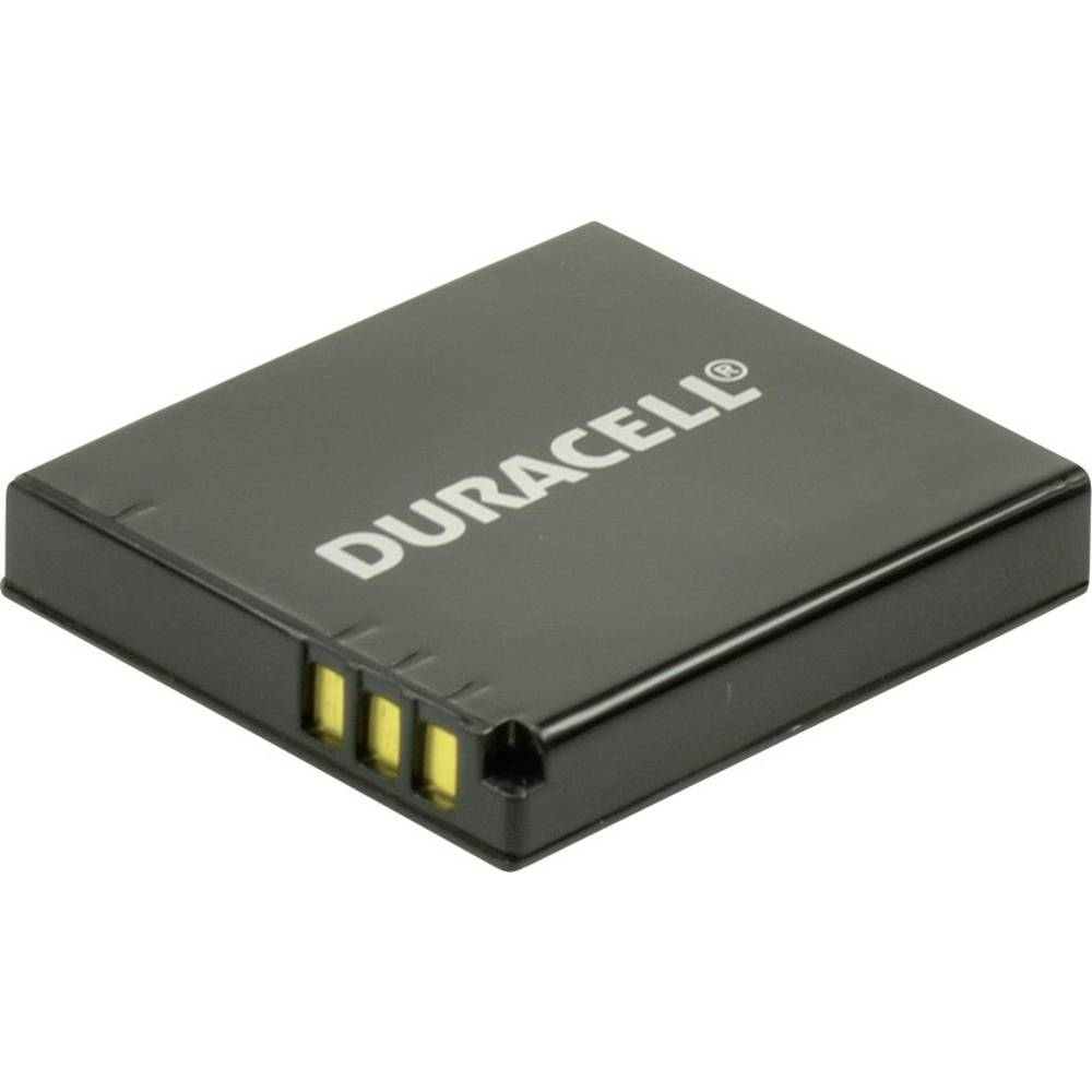 Duracell DMW-BCE10 Camera-accu Vervangt originele accu DMW-BCE10E 3.7 V 700 mAh