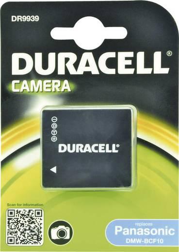 Kamera-Akku Duracell ersetzt Original-Akku DMW-BCF10 3.7 V 700 mAh