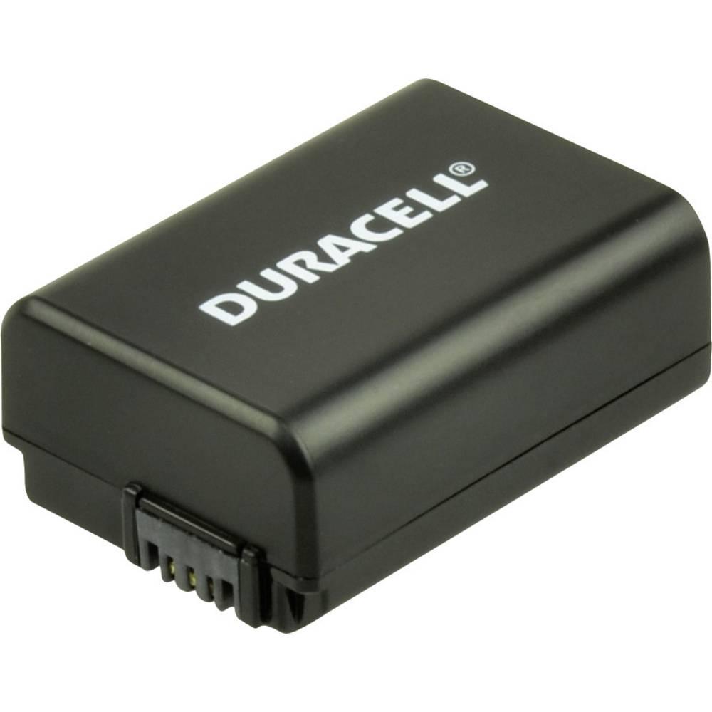 Duracell NP-FW50 Camera-accu Vervangt originele accu NP-FW50 7.4 V 900 mAh