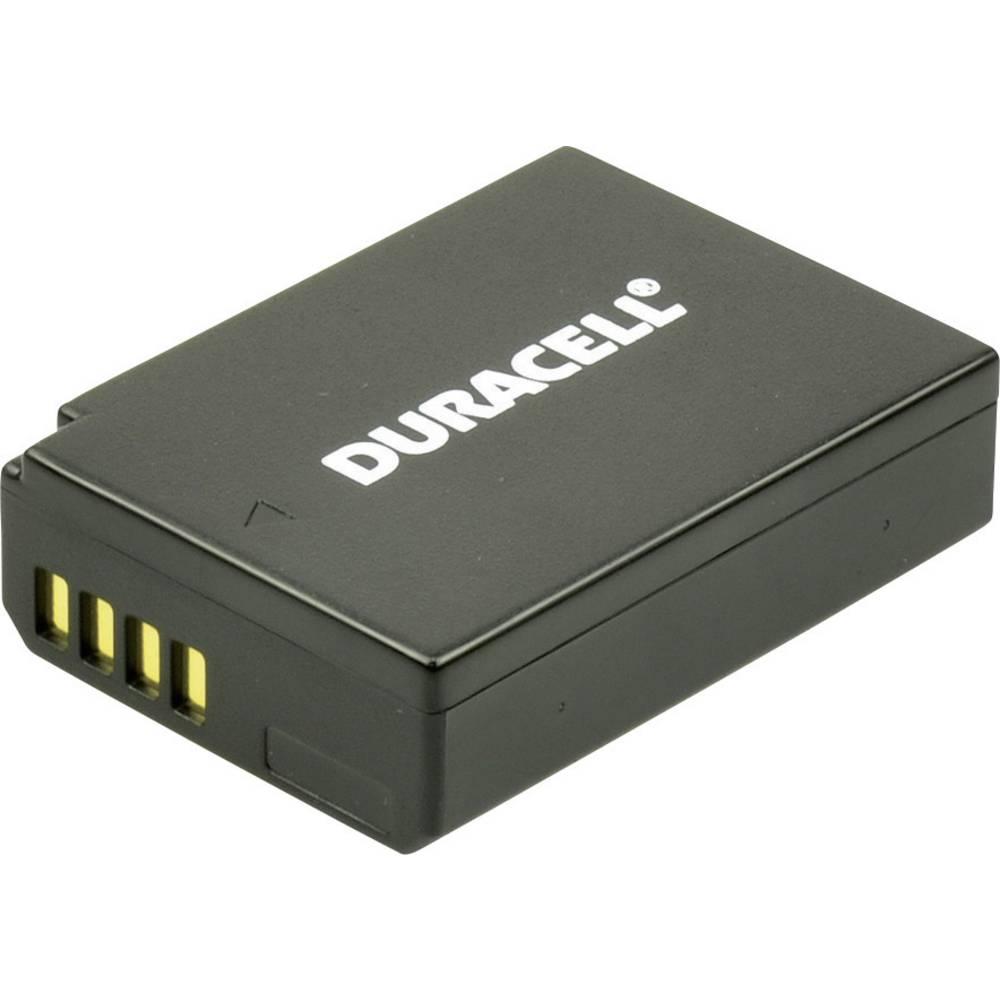 Duracell LP-E10 Camera-accu Vervangt originele accu LP-E10 7.4 V 1020 mAh