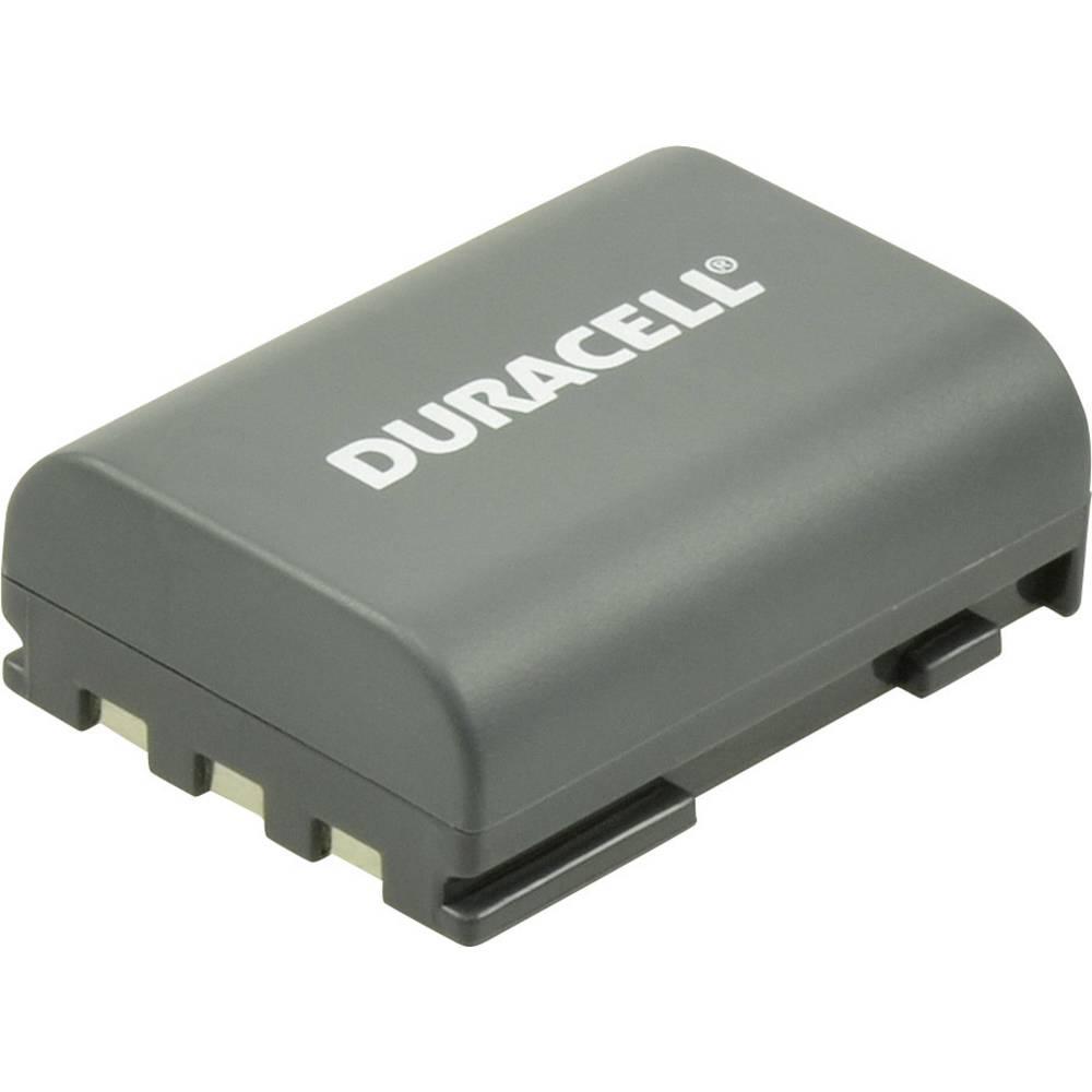 Duracell NB-2L Camera-accu Vervangt originele accu NB-2L, NB-2LH 7.4 V 650 mAh