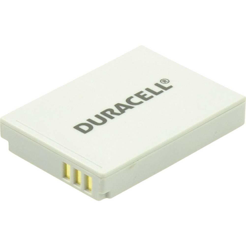 Duracell NB-5L Camera-accu Vervangt originele accu NB-5L 3.7 V 820 mAh