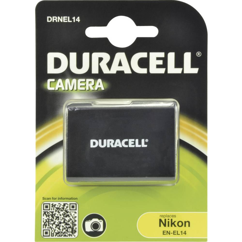 Duracell EN-EL14 Camera-accu Vervangt originele accu EN-EL14 7.4 V 950 mAh