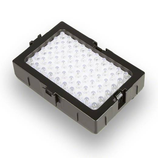 LED Videoleuchte Walimex 16524 Anzahl LEDs=60