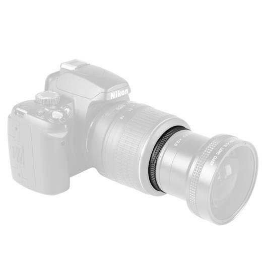 Adapterring Kipon Adaptiert: 62 mm - 58 mm