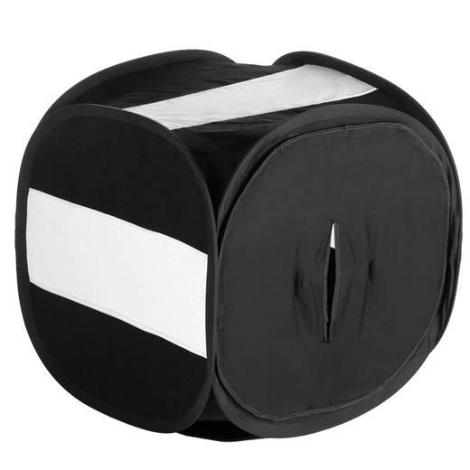 walimex Pop-Up Lichtwürfel 40x40x40cm BLACK