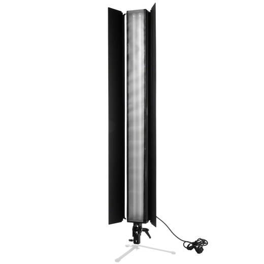 Flächenleuchte Walimex Daylight Stripe 110W mit Abschirmklappen 110 W