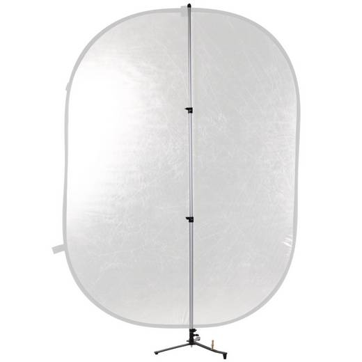 Reflektorhalter Walimex Arbeitshöhe= 206 cm (max)