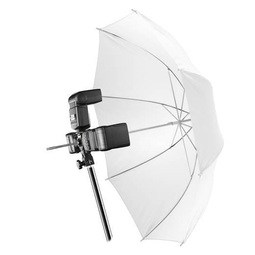 Walimex Pro 3-fach Blitz- & Schirmhalter