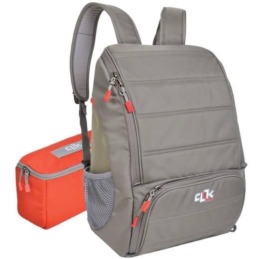 Rucksack Clik Elite Jetpack Innenmaß (B x H x T)=286 x 165 x 114 mm