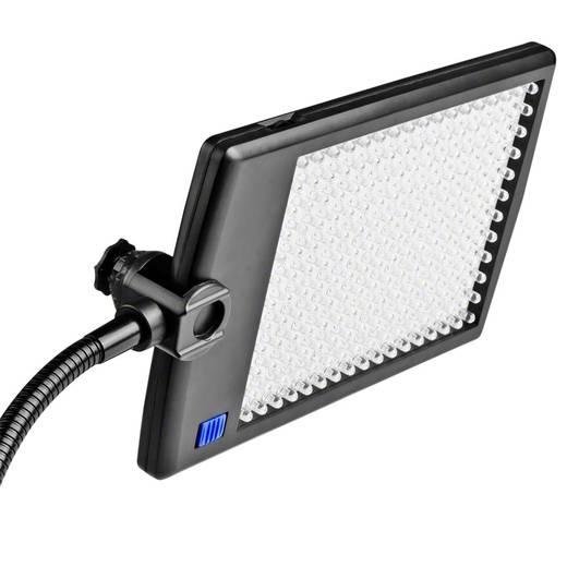 walimex Makro Aufnahmetisch mit 2 LED Leuchten 17572 Walimex