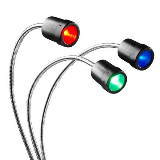 Desktop-Beleuchtungsset Walimex Makro 3-fach LED