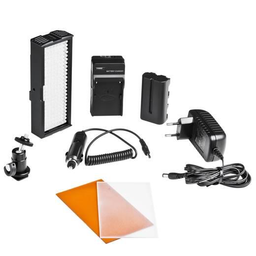 LED Videoleuchte Walimex Pro 17577 Anzahl LEDs=192