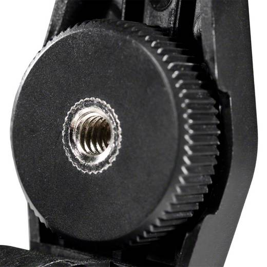 Tischstativ Walimex Tisch- & Kamerastativ 1/4 Zoll Arbeitshöhe=10 cm Schwarz