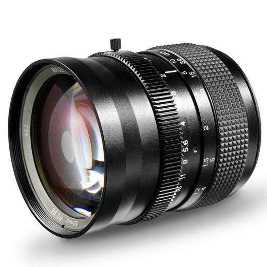 Standard-Objektiv SLR Magic Hyp. Prime 50/0,95 Objektiv Sony E-Mount f/1 - 0.95 50 mm