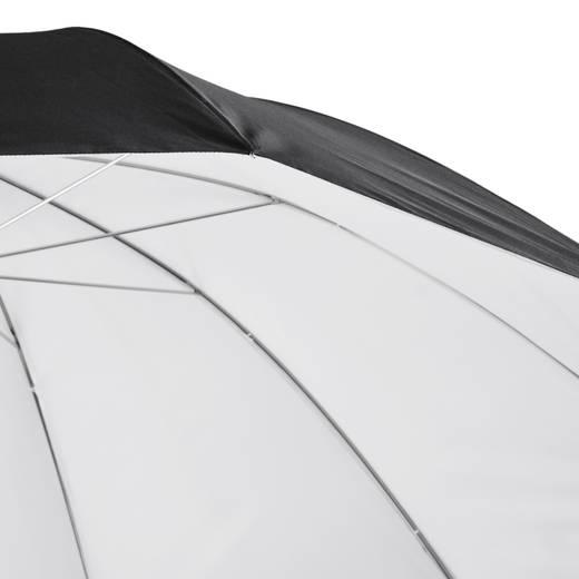 Durchlichtschirm Walimex Pro 2in1 Reflexschirm weiß (Ø) 150 cm 1 St.