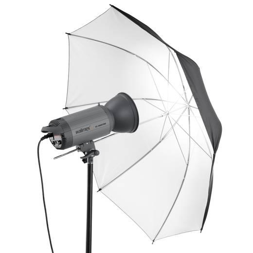 Reflexschirm Walimex Pro schwarz/weiß (Ø) 109 cm 1 St.