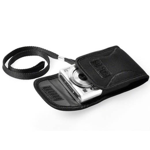 Kamerahülle Mantona Nigrin Innenmaß (B x H x T) 60 x 90 x 30 mm Schwarz