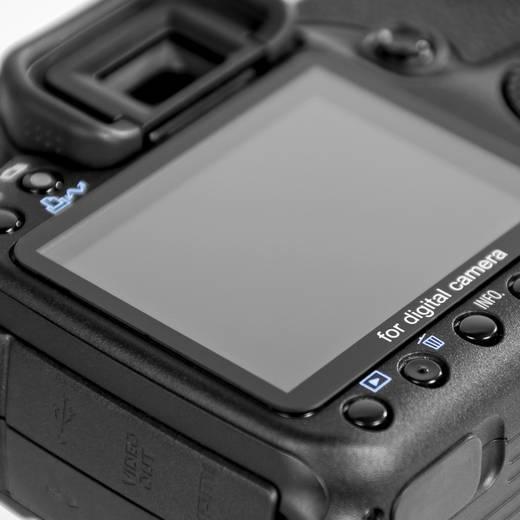 Kamera Displayschutz Walimex Passend für Modell (Kamera)=Canon EOS 450D, Canon EOS 500D