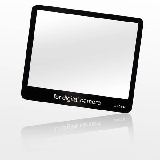 Kamera Displayschutz Walimex Passend für Modell (Kamera)=Canon EOS 1000D