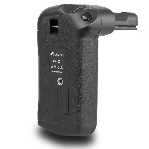 Batteriehandgriff Aputure BP-E2 Passend für:Canon EOS 30, Canon EOS 40, Canon EOS 50D