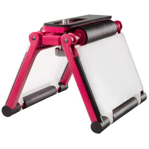 Tischstativ Gary Fong 18132 1/4 Zoll Pink, Grau