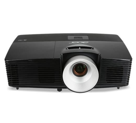 DLP Beamer Acer X113 Helligkeit: 2800 lm 800 x 600 SVGA 13000 : 1 Schwarz
