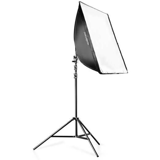 fotolampe walimex set daylight 250 40 x 60 cm 50 w mit eigenem bild selber machen