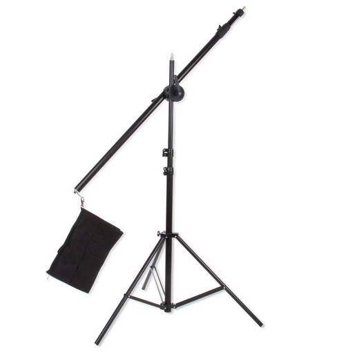 Galgenstativ Walimex Arbeitshöhe= 98 - 256 cm