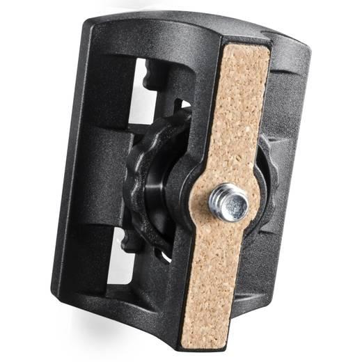 Saugstativ Walimex pro Universal Kamerahalter Schwanenhals 1/4 Zoll Schwarz