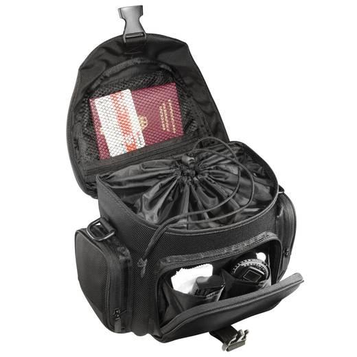 Kameratasche Mantona Premium Biker Fototasche Innenmaß (B x H x T) 210 x 190 x 100 mm