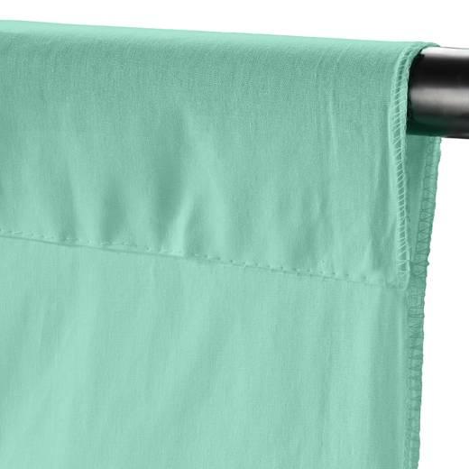 Stoffhintergrund Walimex (L x B) 6 m x 2.85 m Minz-Grün