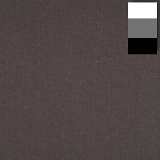 Stoffhintergrund Walimex (L x B) 6 m x 2.85 m Grau