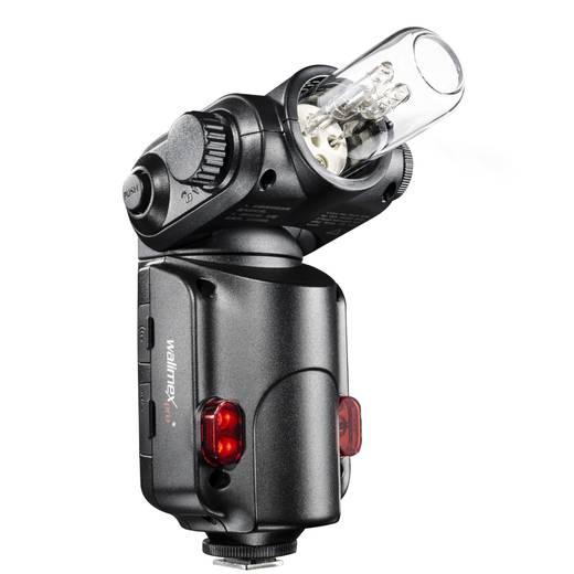 Aufsteckblitz Walimex Pro Light Shooter 180 Leitzahl bei ISO 100/50 mm=60