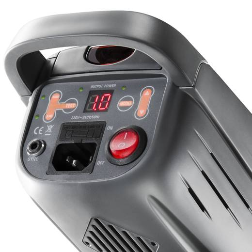 Studioblitz Walimex Pro VE-200 Excellence Blitzleistung 200 Ws