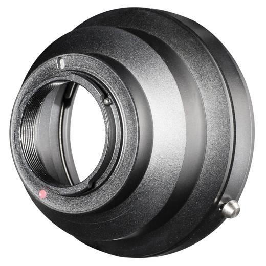Objektivadapter Kipon Adaptiert: Canon EOS - Pentax Q