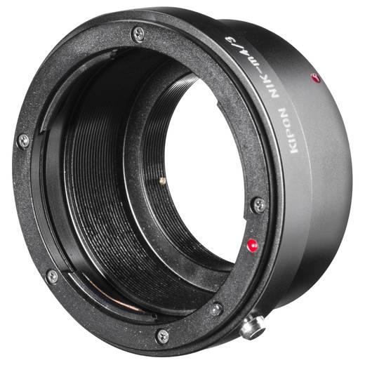 Objektivadapter Kipon Adapter Nikon auf micro 4/3