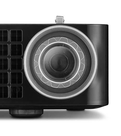 LED Beamer Dell M115HD Helligkeit: 450 lm 1280 x 800 WXGA 10000 : 1 Schwarz